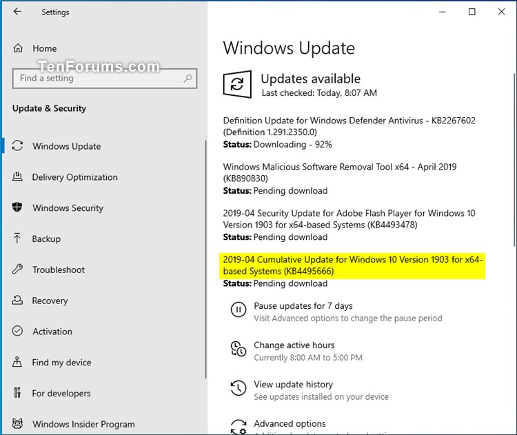 Windows 10 and Server 1903 ISO now available to download on