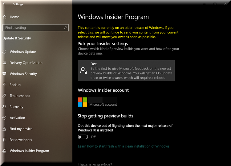 Click image for larger version.  Name:Insider Program New Message.png Views:3 Size:282.1 KB ID:231772