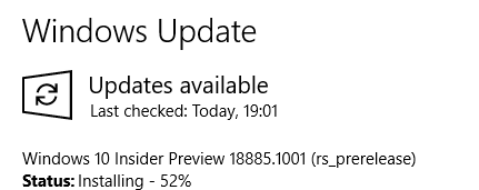 New Windows 10 Insider Preview Fast+Skip Build 18885 (20H1) - April 26-image.png