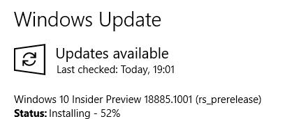New Windows 10 Insider Preview Fast+Skip Build 18885 (20H1) - April 26-image.png