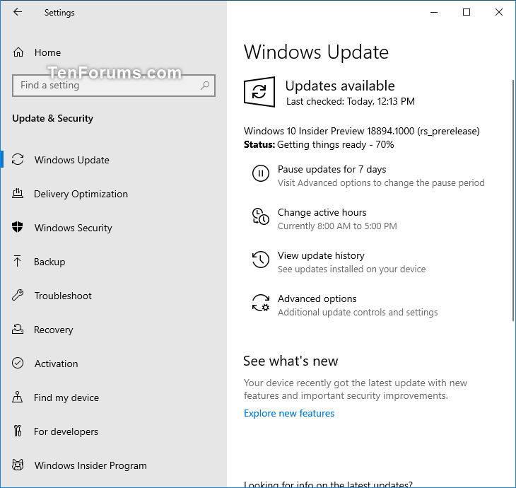 New Windows 10 Insider Preview Fast+Skip Build 18894 (20H1) - May 8-18894.png