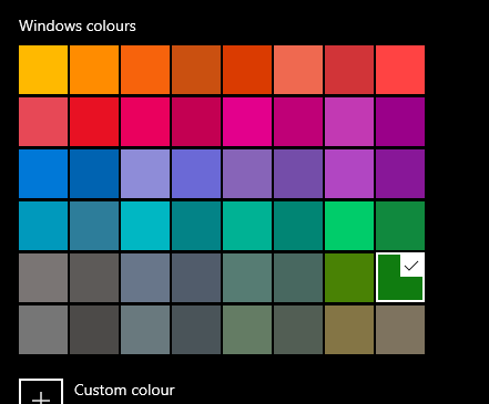 New Windows 10 Insider Preview Fast+Skip Build 18895 (20H1) - May 10-my-colours.png