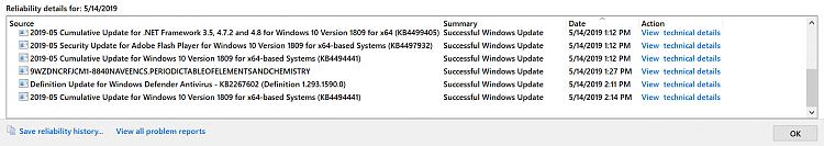 Cumulative Update KB4494441 Windows 10 v1809 Build 17763.503 - May 14-2019-05-14_14h23_43.png