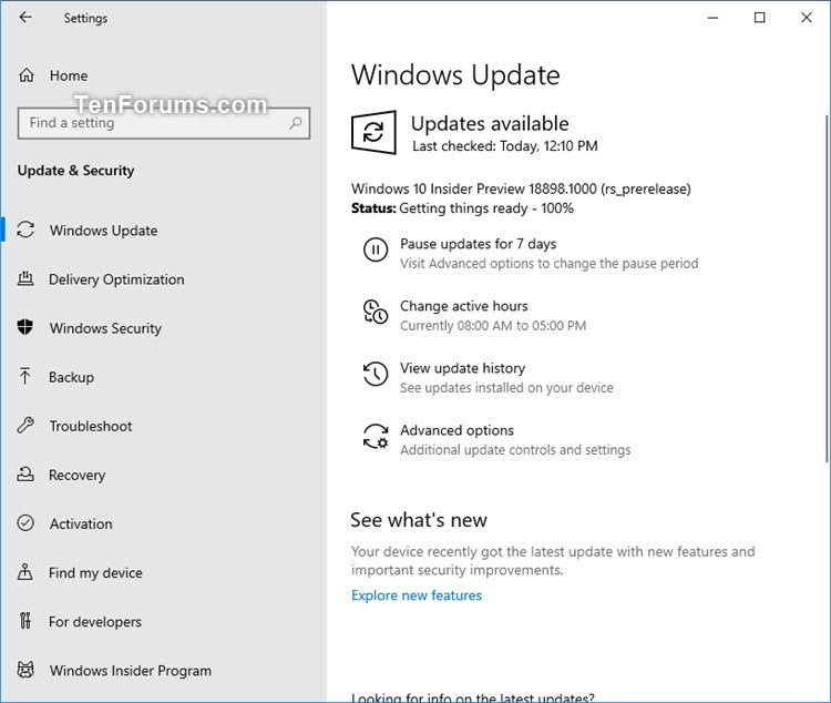New Windows 10 Insider Preview Fast+Skip Build 18898 (20H1) - May 15-18898.jpg