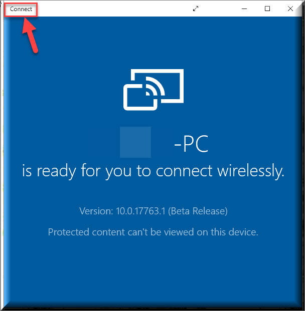 New Windows 10 Insider Preview Fast+Skip Build 18898 (20H1) - May 15-clicking-connect-start-menu.png