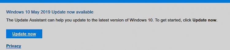 Current Status of Windows 10 October 2018 Update version 1809-2019-05-21_13h38_09.png