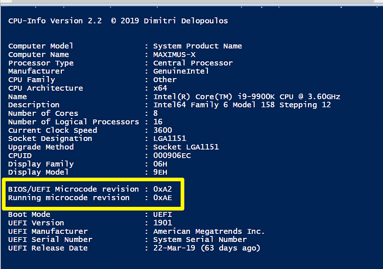 KB4497165 Intel microcode updates for Windows 10 1903 and 1909 May 19-image.png