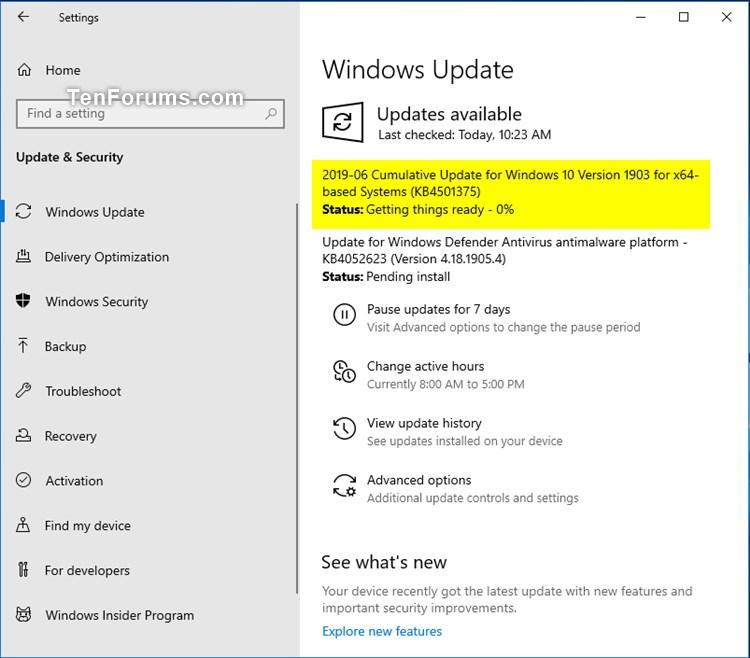 Cumulative Update KB4501375 Windows 10 v1903 build 18362.207 - June 24-kb4501375.jpg
