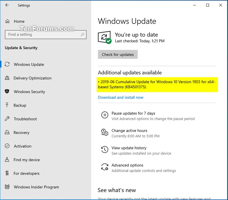 Cumulative Update KB4501375 Windows 10 v1903 build 18362.207 - June 27-kb4501375.jpg