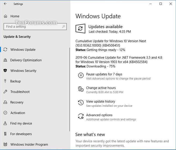 New Windows 10 Insider Preview Slow Build 18362.10000 (19H2) - July 1-kb4508451_18362.jpg