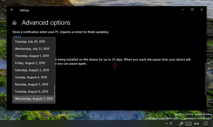 New Windows 10 Insider Preview Fast+Skip Build 18932 (20H1) - July 3