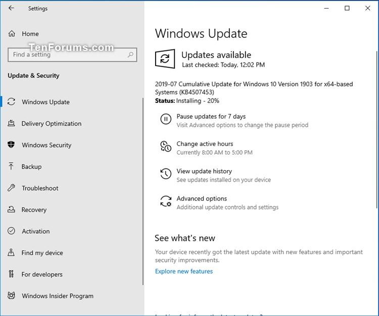 Cumulative Update KB4507453 Windows 10 v1903 build 18362.239 - July 9-kb4507453.jpg