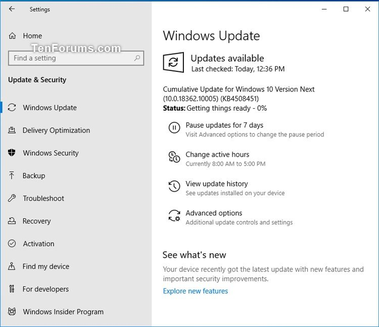 New Windows 10 Insider Preview Slow Build 18362.10005 (19H2) - July 15-18362.10005_kb4508451.jpg