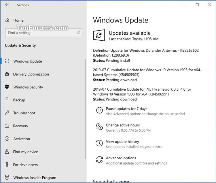 Windows Defender Download Windows 8