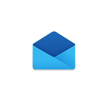 Windows 10 Camera, Calendar, Mail, and Snip & Sketch apps New Icons-mail.jpg