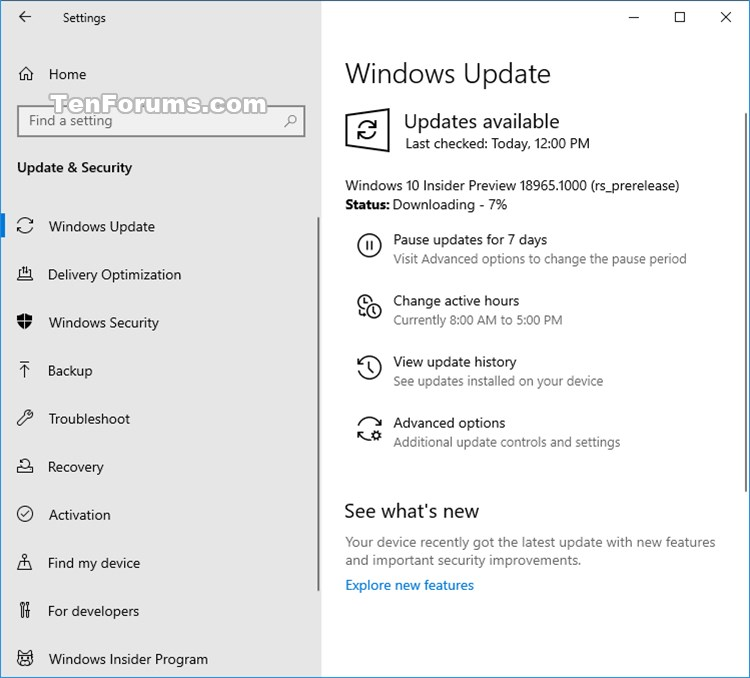 New Windows 10 Insider Preview Fast+Skip Build 18965 (20H1) - Aug. 21-18965.jpg
