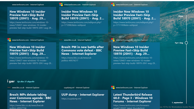 New Windows 10 Insider Preview Fast+Skip Build 18970 (20H1) - Aug. 29-hist.png