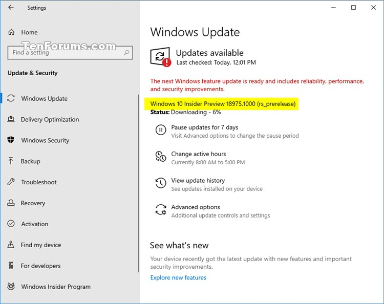 New Windows 10 Insider Preview Fast+Skip Build 18975 (20H1) - Sept. 6-18975.jpg
