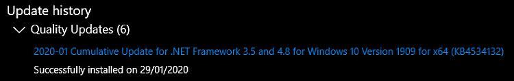 KB4532695 CU Win 10 v1903 build 18362.628 & v1909 build 18363.628-2020-01-30_014613.jpg