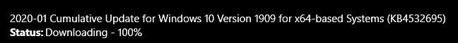 KB4532695 CU Win 10 v1903 build 18362.628 & v1909 build 18363.628-2020-01-30_014851.jpg