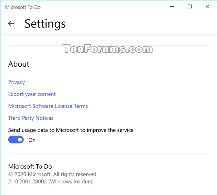 New Microsoft To Do app version released for Windows 10 - January 31-microsoft_to-do.png