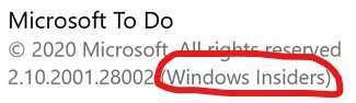 New Microsoft To Do app version released for Windows 10 - January 31-todo2020.jpg
