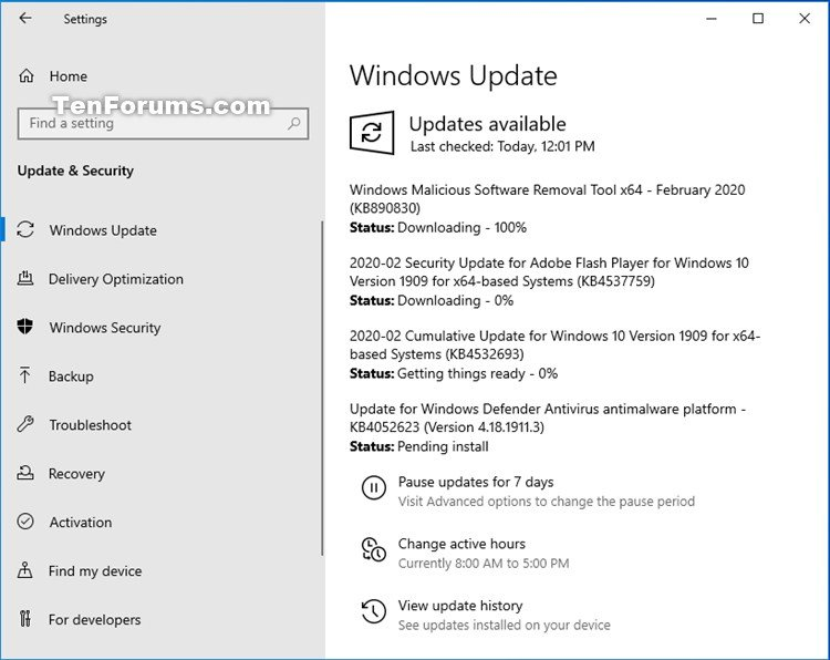 KB4532693 CU Win 10 v1903 build 18362.657 & v1909 build 18363.657-kb4532693.jpg
