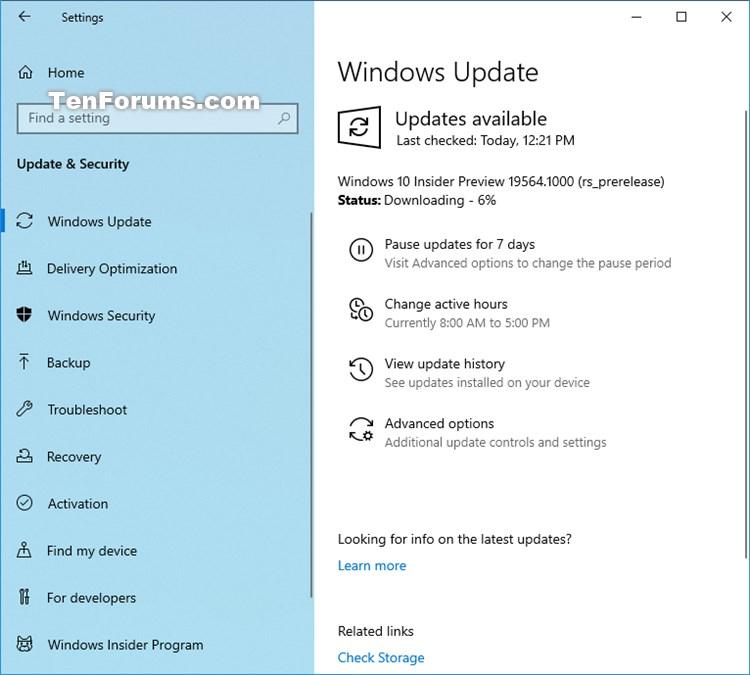 Windows 10 Insider Preview Fast Build 19564.1000 - February 12-19564.jpg