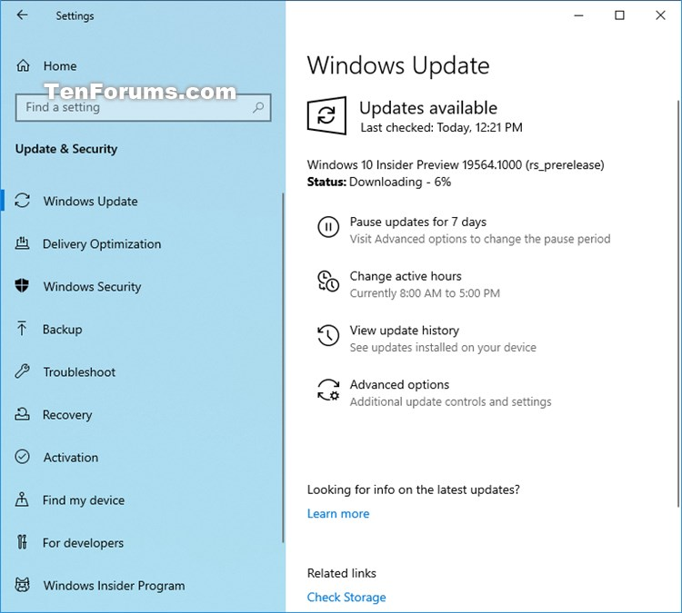 Windows 10 Insider Preview Fast Build 19564.1000 - February 12-19564.jpg