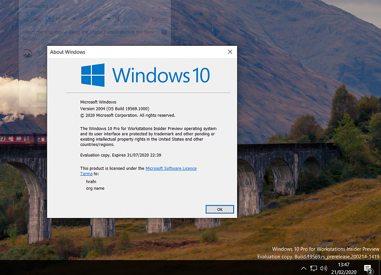 Windows 10 Insider Preview Fast Build 19569.1000 - February 20-wv.png
