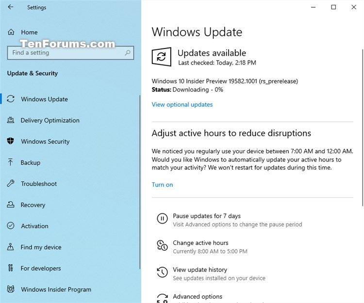 Windows 10 Insider Preview Fast Build 19582.1001 - March 12-19582.jpg