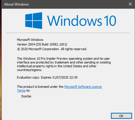 Windows 10 Insider Preview Fast Build 19582.1001 - March 12-19582.png