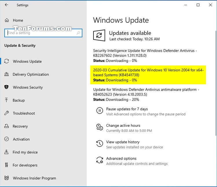 KB4541738 for Windows 10 Insider Preview Slow Build 19041.153 March 13-kb4541738.jpg