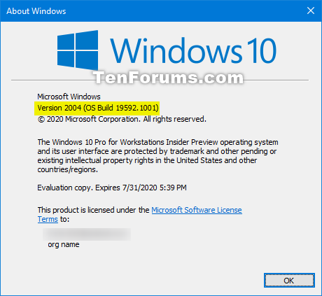Windows 10 Insider Preview Fast Build 19592.1001 - March 25-winver.png