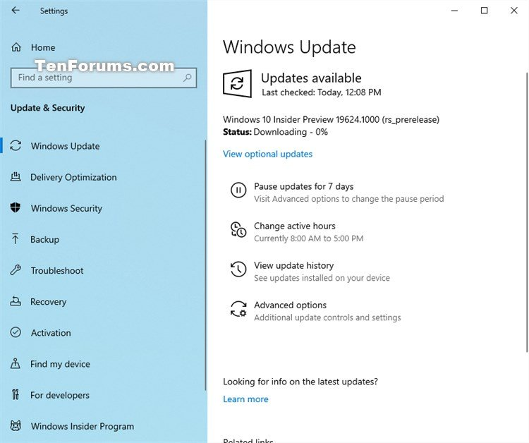 Windows 10 Insider Preview Fast Build 19624.1000 - May 6-19624.jpg