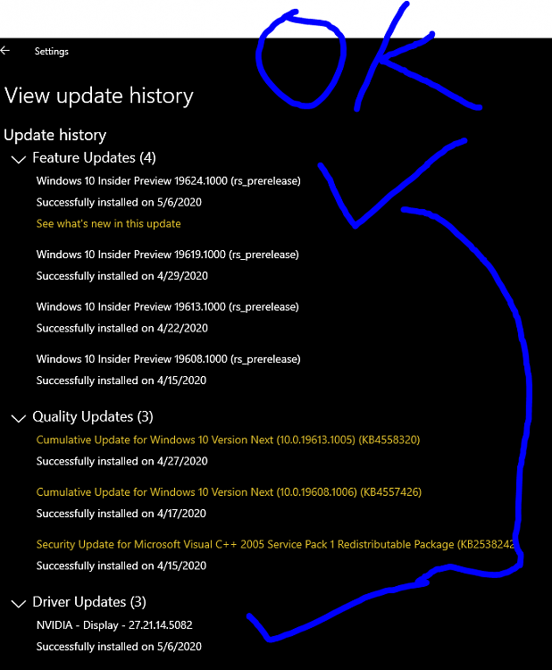 Windows 10 Insider Preview Fast Build 19624.1000 - May 6-captureok624.png