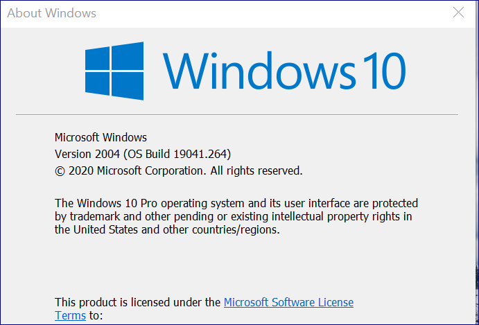 How to get the Windows 10 May 2020 Update version 2004-2004-5-28-2020.png