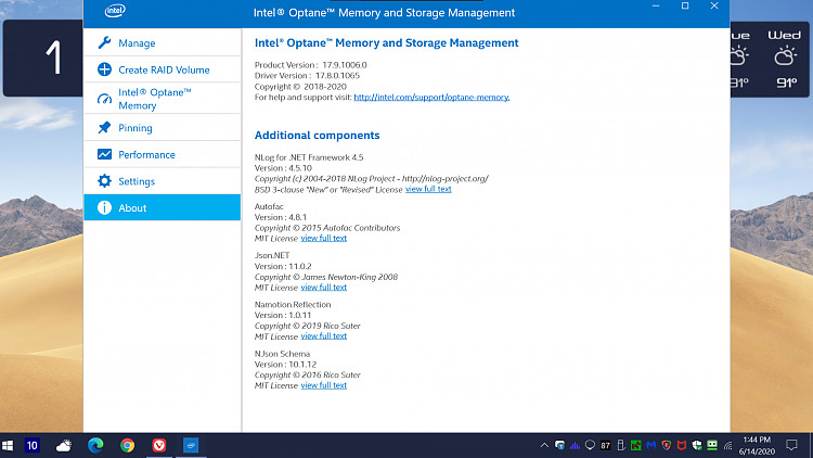Intel Rapid Storage Technology will no longer be updated [EOL] notice-windows-store-intel-optane-storage-management.png