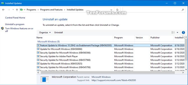 Windows 10 Insider Preview Beta Channel Build 19042.330 (20H2) June 16-kb4562830.png