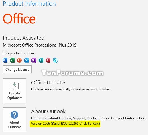 New Microsoft 365 Current Channel v2006 build 13001.20266 - June 30-13001.20266.png