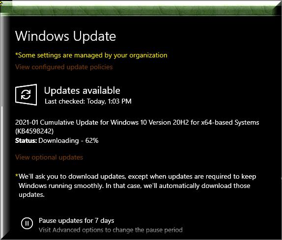 KB4598242 CU Windows 10 v2004 build 19041.746 and v20H2 19042.746-installing-kb4598242.png