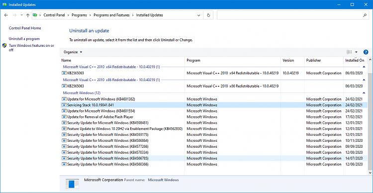 KB4601382 CU Windows 10 v2004 build 19041.844 and v20H2 19042.844-ssu.png