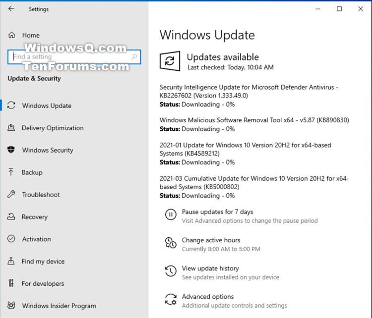 KB5000802 CU Windows 10 v2004 build 19041.867 and v20H2 19042.867-kb5000802.jpg