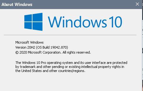 KB5001649 CU Windows 10 v2004 build 19041.870 and v20H2 19042.870-20h2.19042.870.jpg