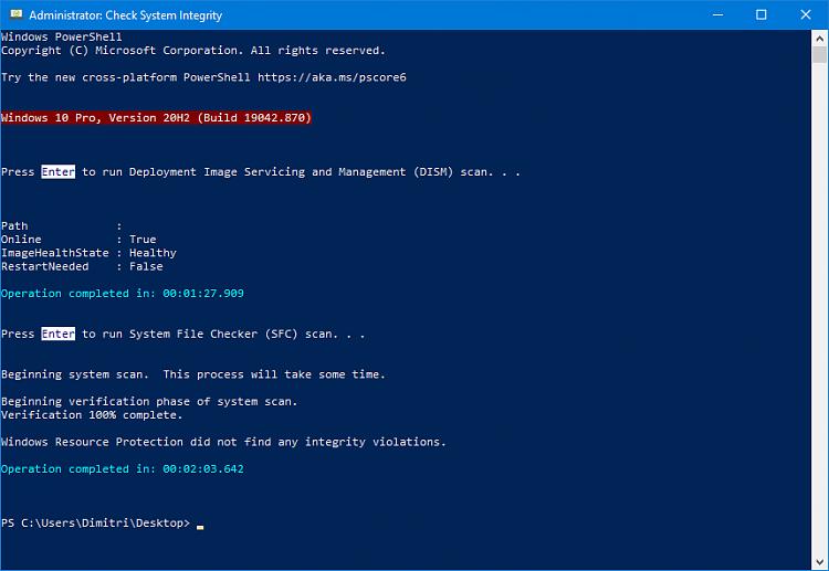 KB5001649 CU Windows 10 v2004 build 19041.870 and v20H2 19042.870-19042.870.png