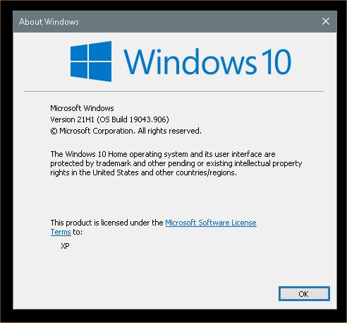 KB5000842 CU Windows 10 v2004 build 19041.906 and v20H2 19042.906-image1.png