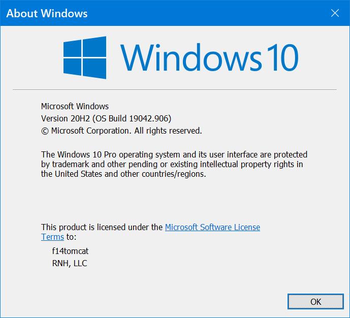 KB5000842 CU Windows 10 v2004 build 19041.906 and v20H2 19042.906-image.png