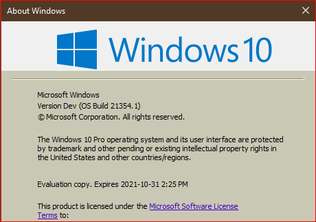 Windows 10 Insider Preview Dev Build 21354.1 (co_release) - April 7-insider-preview-21354.1.png