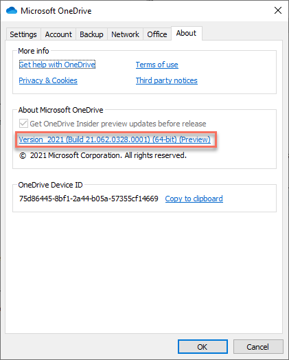 OneDrive sync 64-bit for Windows now in public preview-onedrive-64bit.png