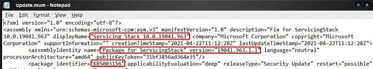 KB5001391 CU Windows 10 v2004 build 19041.964 and v20H2 19042.964-ssu-uup.jpg